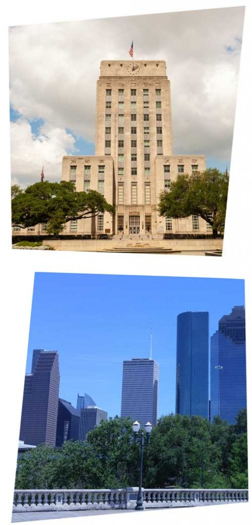 Enjoy a walking tour of Houston with Vicki Clakley!